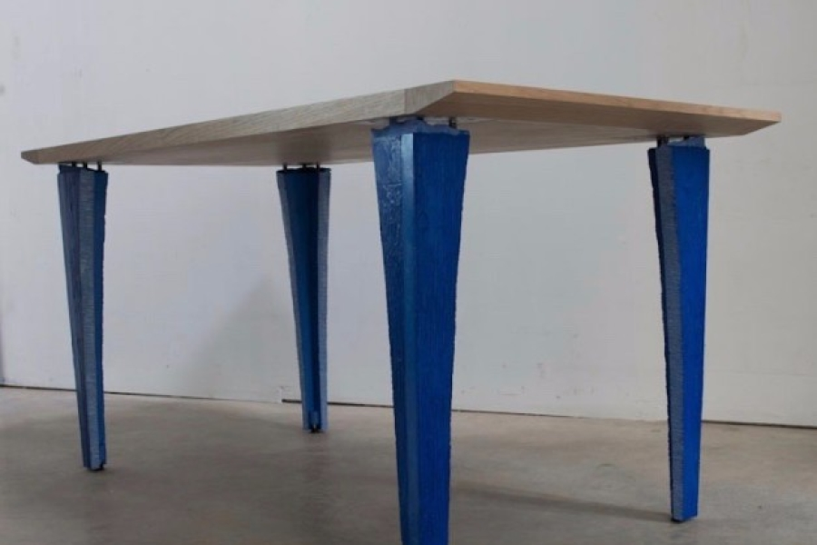table chêne/béfup